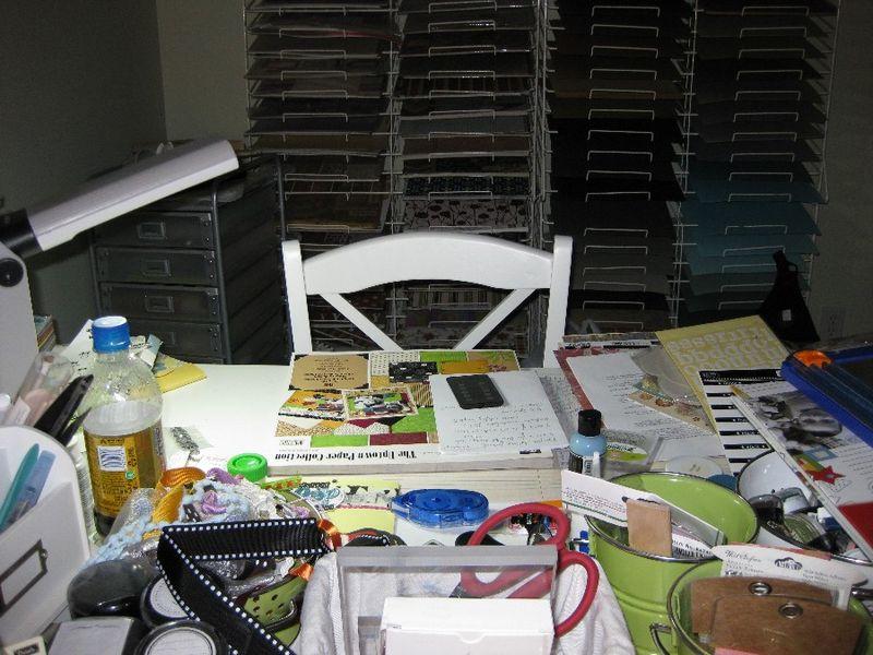 Assorted scrap work 786
