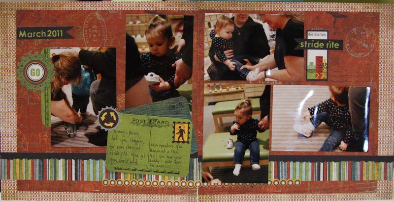 Scrapbook weekend march 2011 002