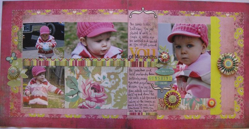 Scrapbooking april weekend 003