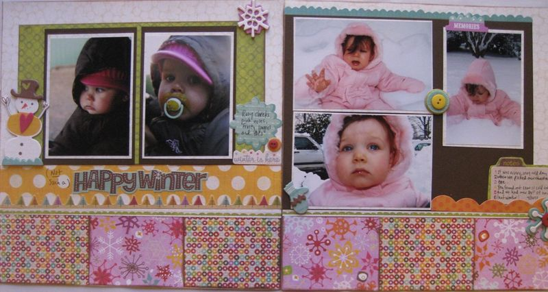 Scrapbooking april weekend 002