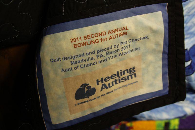 Heeling Autism Bowling Fundraiser 2011 047
