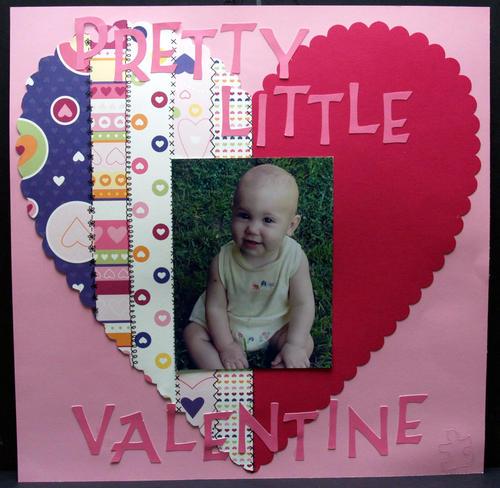"""LO """"Pretty Little Valentine"""""""